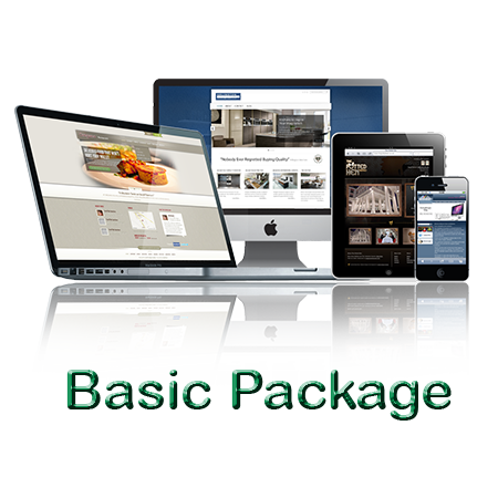 Affordable web design basic