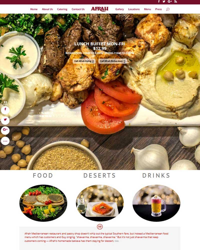 website design dallas tx